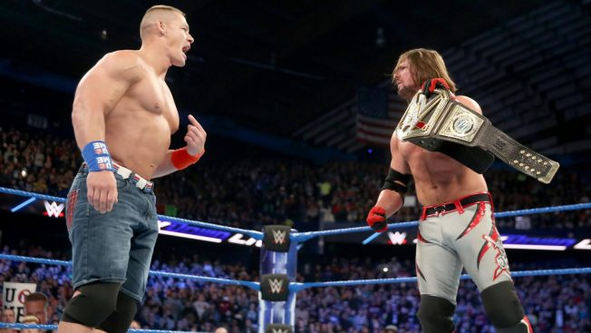 Say what you like but you know it will be another fantastic match // wwe.com