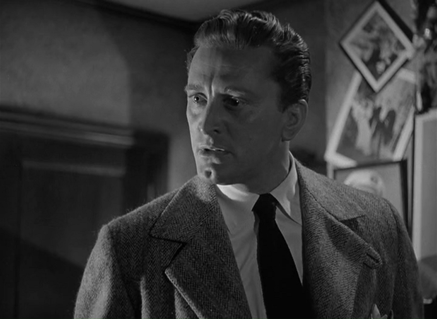 """Kirk Douglas in """"The Bad And The Beautiful"""""""