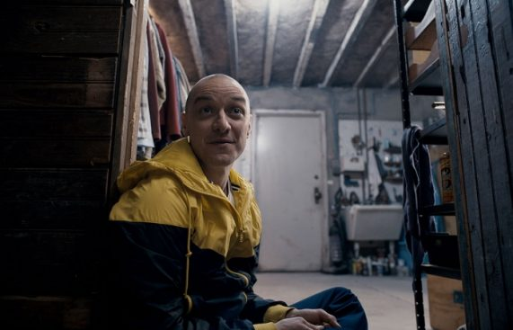 Split James McAvoy Film Review Dennis
