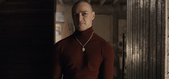 James McAvoy Split Film Review Shyamalan