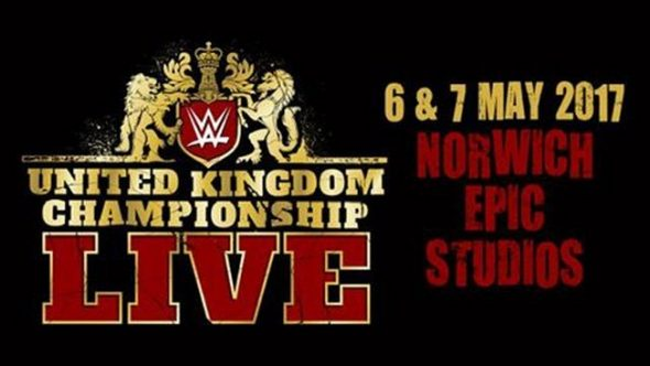 WWE UK tournament events