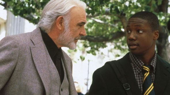 finding forrester gus van sant film review blu-ray 2017 sean connery