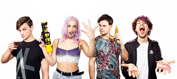 Alternative-rock band Vukovi's self-titled debut album reviewed