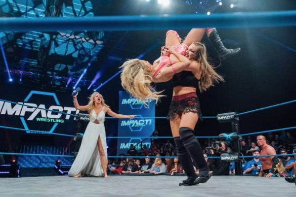 Allie and Sienna