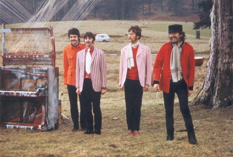 The Beatles Seven Oakes Strawberry Fields