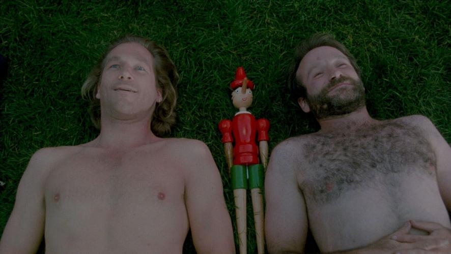 the fisher king film review jeff bridges robin williams