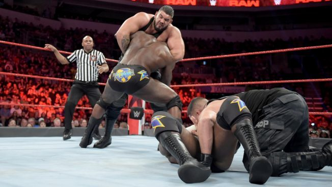 Titus Worldwide and Authors of Pain fight