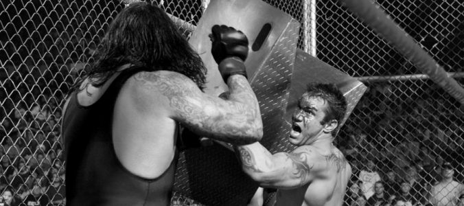 Hell in a Cell Randy Orton vs. Undertaker