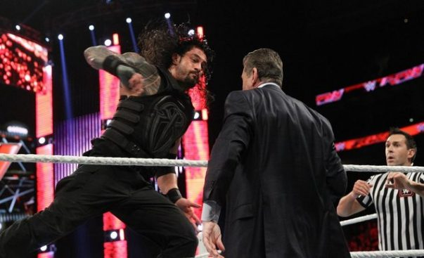 Roman and Vince