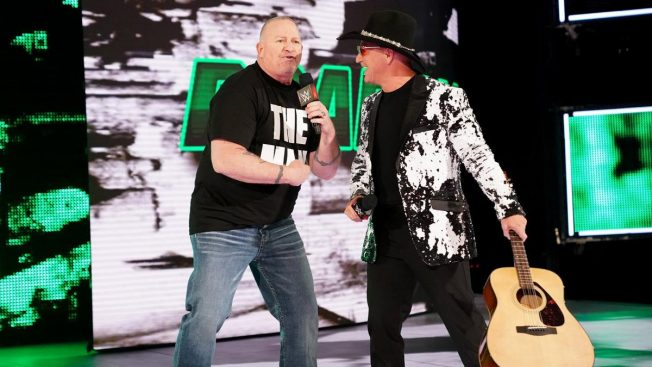 Road Dogg and Jeff Jarrett