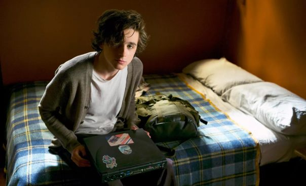 Beautiful Boy Timothée Chalamet