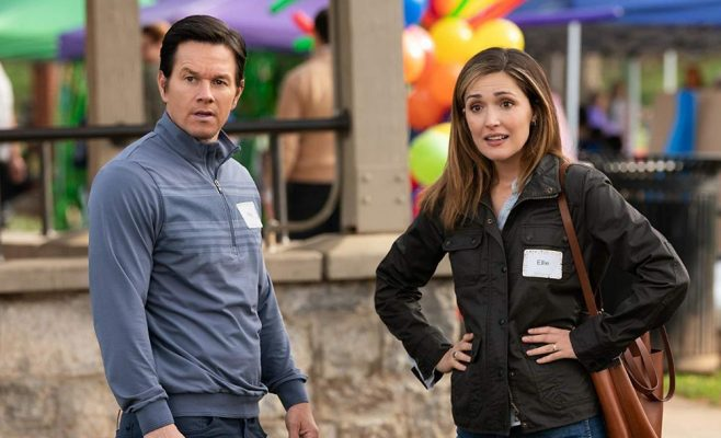 Instant Family Mark Wahlberg Rose Byrne