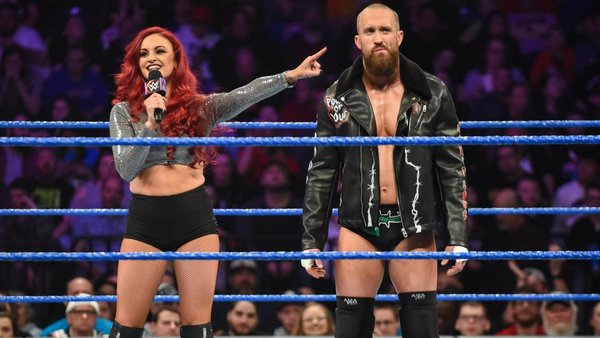 Mike and Maria 205 Live 19/03/19