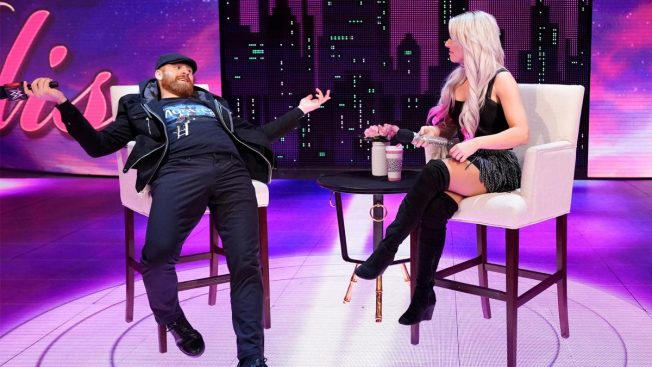 Sami Zayn and Alexa Bliss' Moment of Bliss