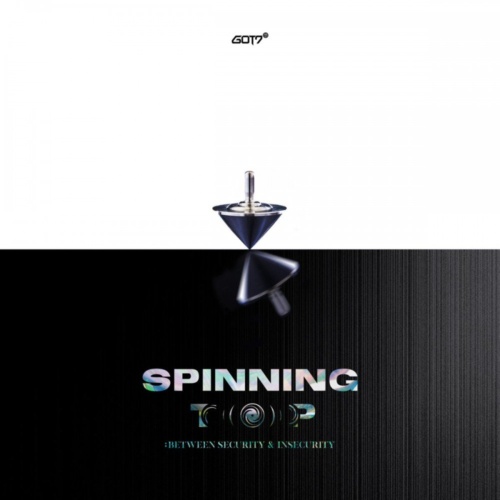 got7 spinning top
