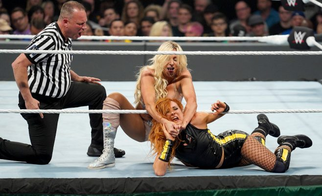Money in the Bank 2019: Becky Lynch vs. Charlotte Flair