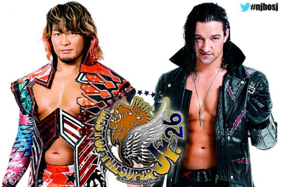 Tanahashi vs White for June 5th