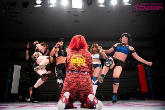 Bea Priestly in Stardom