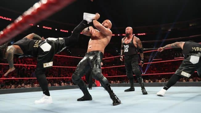 Gallows & Anderson and The Usos