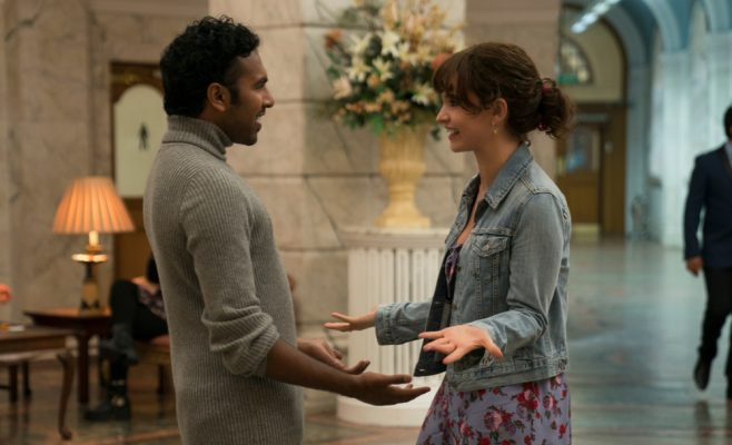 Yesterday Himesh Patel Lily James
