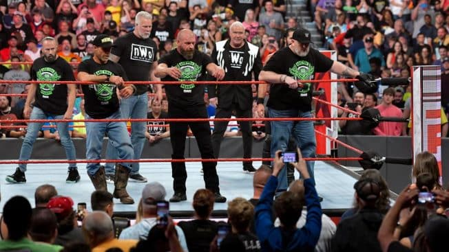 DX and The Kliq