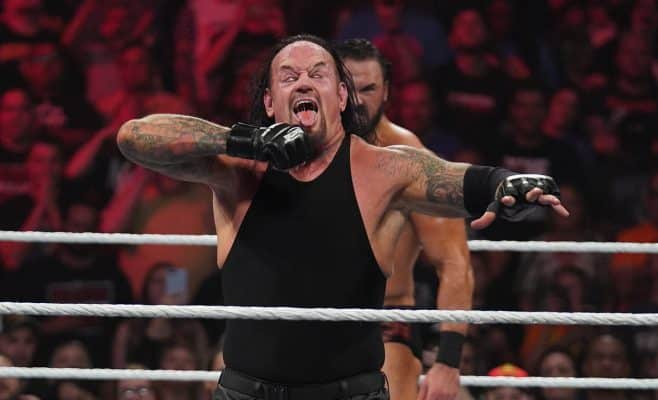 Extreme Rules 2019: Undertaker