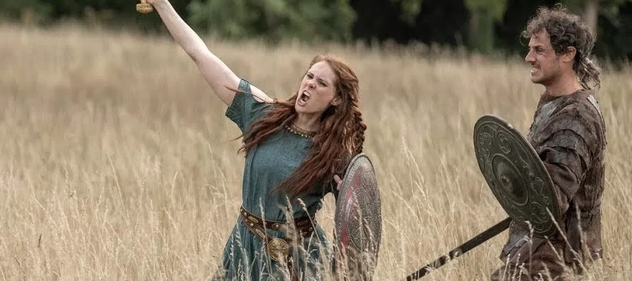Horrible Histories Movie Boudicca