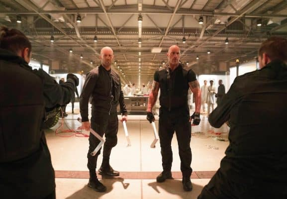 Hobbs & Shaw - Wallpaper