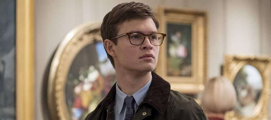 The Goldfinch Ansel Elgort