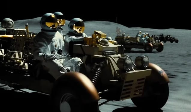 """Action in """"Ad Astra"""""""