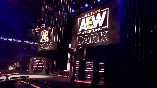 aew dark set