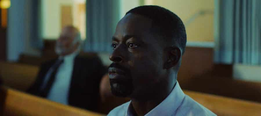 Waves Sterling K Brown