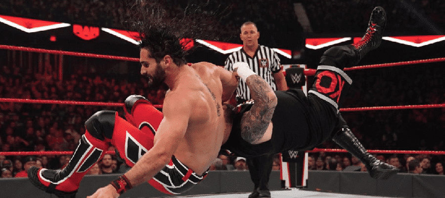Seth Rollins and Kevin Owens