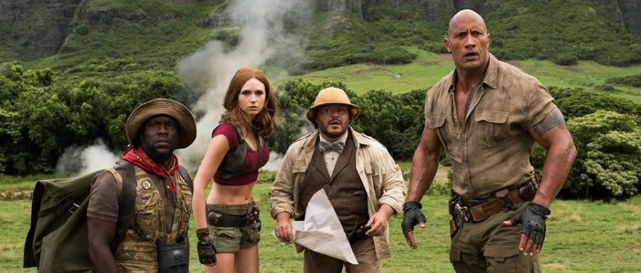 Jumanji: The Next Level Wallpaper