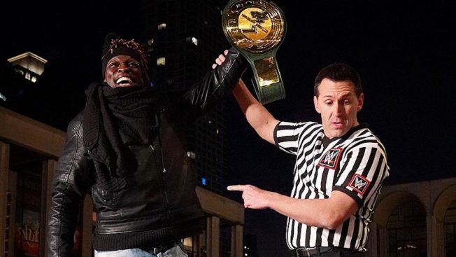 R-Truth is 24/7 champ again