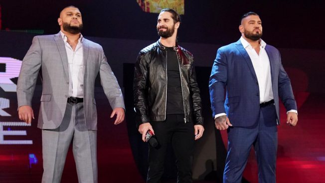 Seth Rollins and AOP