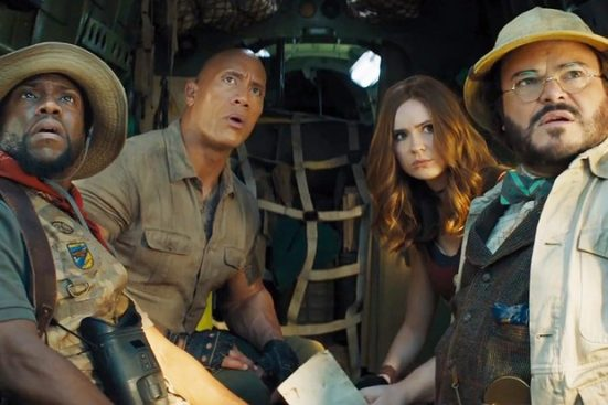 Jumanji: The Next Level Screenshot
