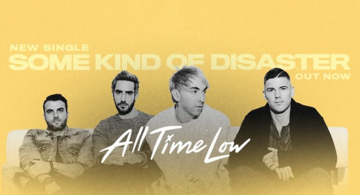 All Time Low - Some Kind of Disaster