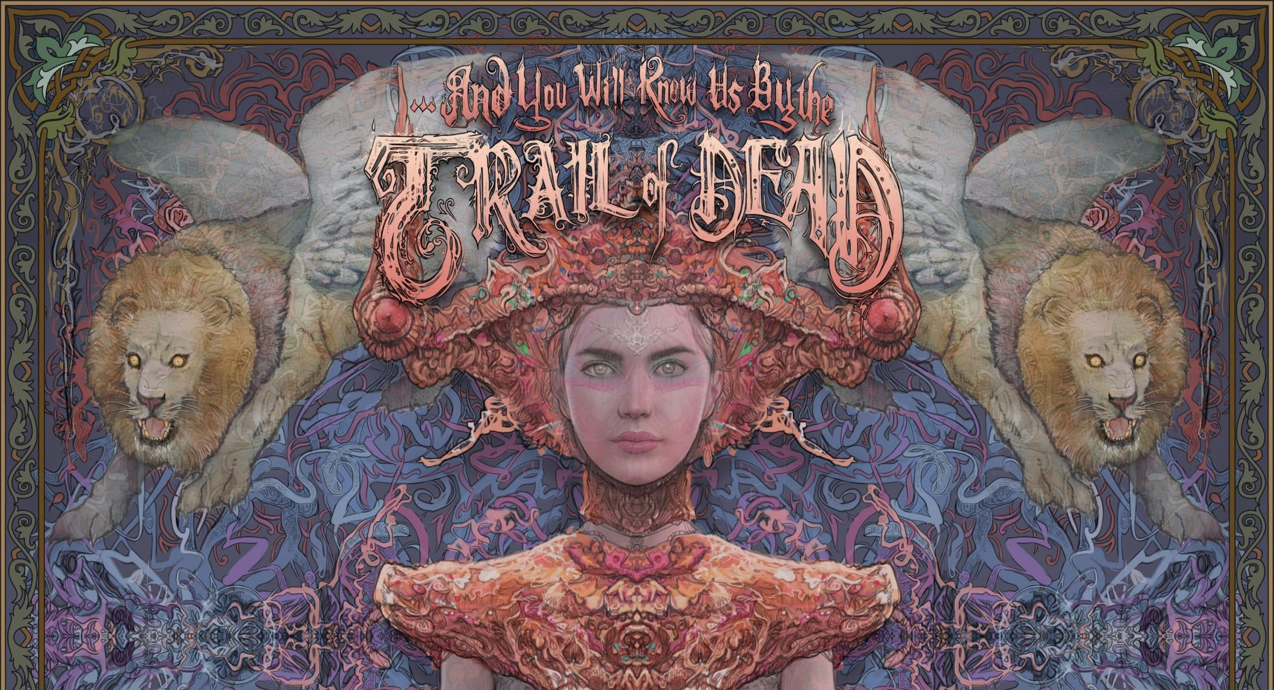 And You Will Know Us By The Trail Of Dead - X_ The Godless Void and Other Stories