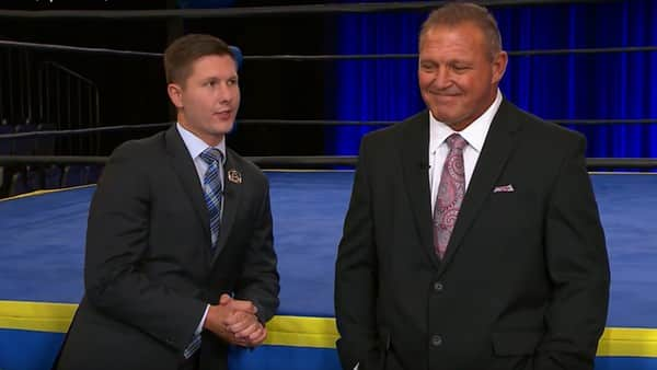 Joe Galli and Tim Storm NWA POWER Interview