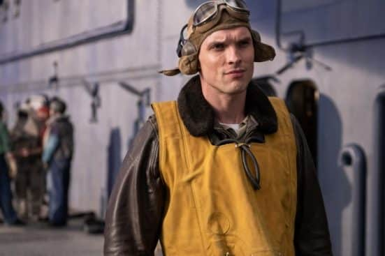 Ed Skrein Dick Best Midway