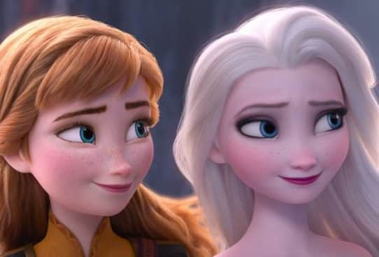 Frozen 2 - Elsa & Anna together