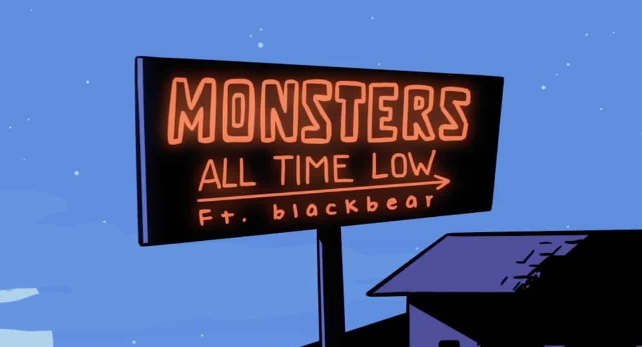 All Time Low - Monsters